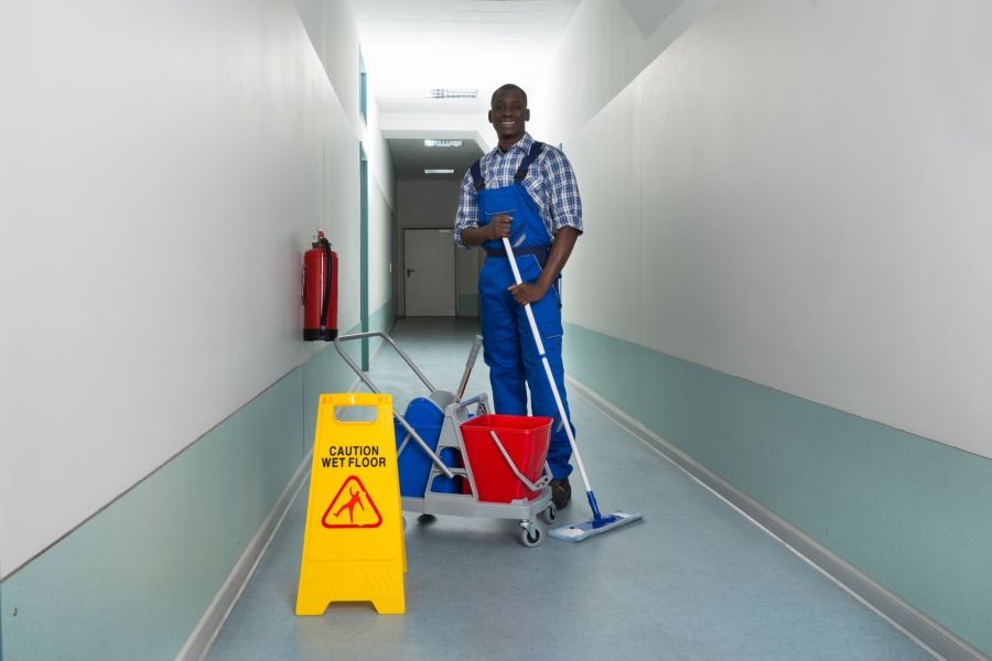 Janitorial Services in Elmhurst, New York by Queen City Janitorial
